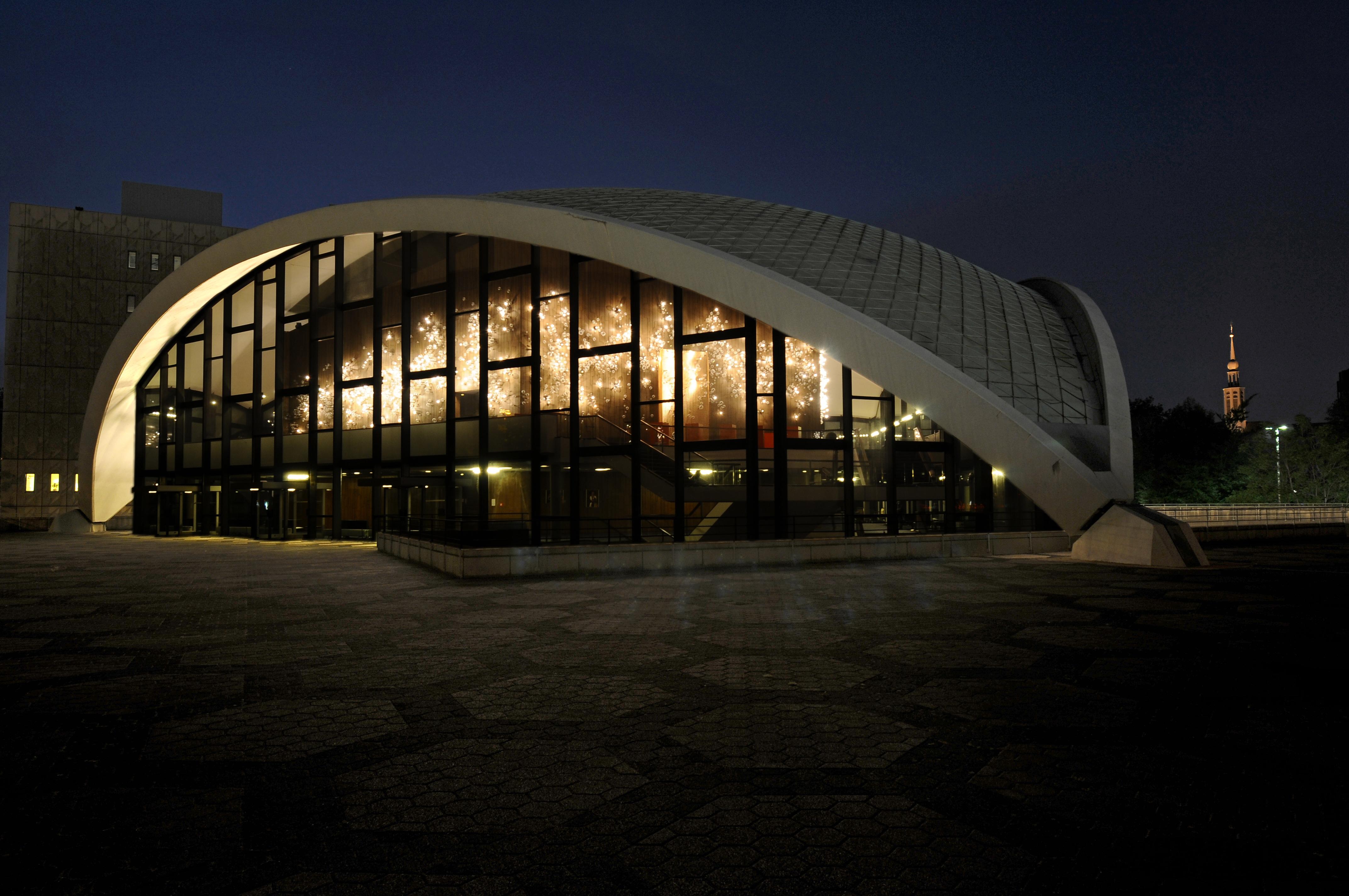 Theater Dortmund - Gebäude -