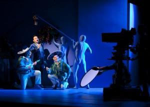 Patricio Arroyo, Herren des Opern- und Extrachor Aachen-Foto@Wil van Iersel