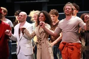 Sven Fliege/Patricia Meeden/Mark Seibert..Foto@Stephan Drewianka, www.musical-world.de