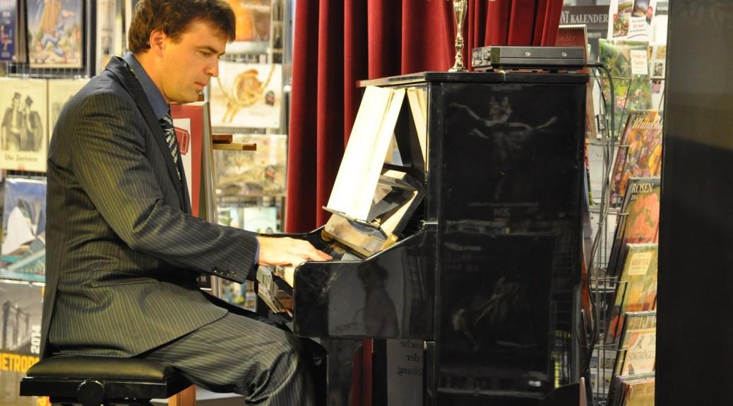 GMD Gabriel Feltz /Musikcafe
